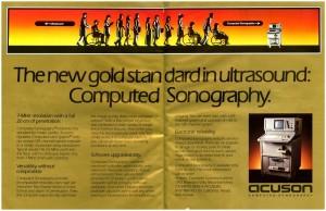 Acuson Computed Sonography